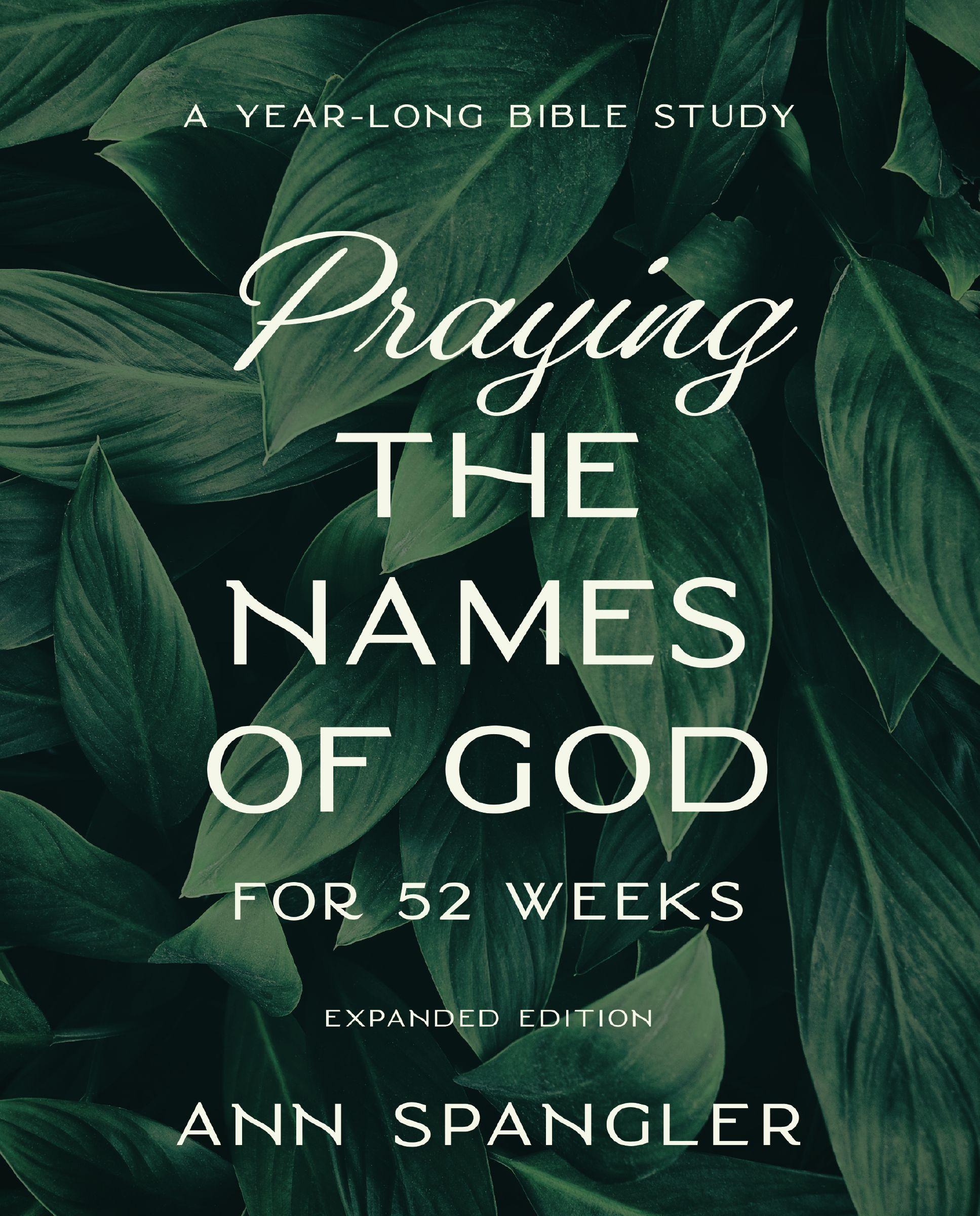 52 Weeks Praying the Names of God