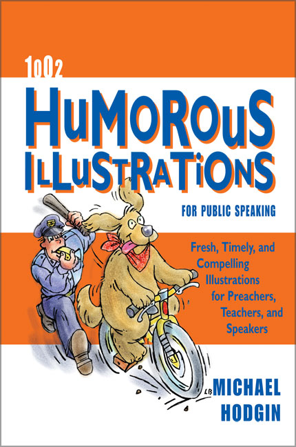 1002 Humorous Illustrations for Public Speaking