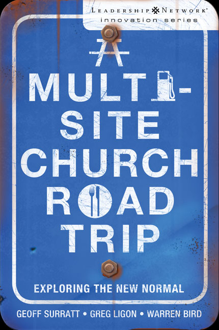A Multi-Site Church Roadtrip