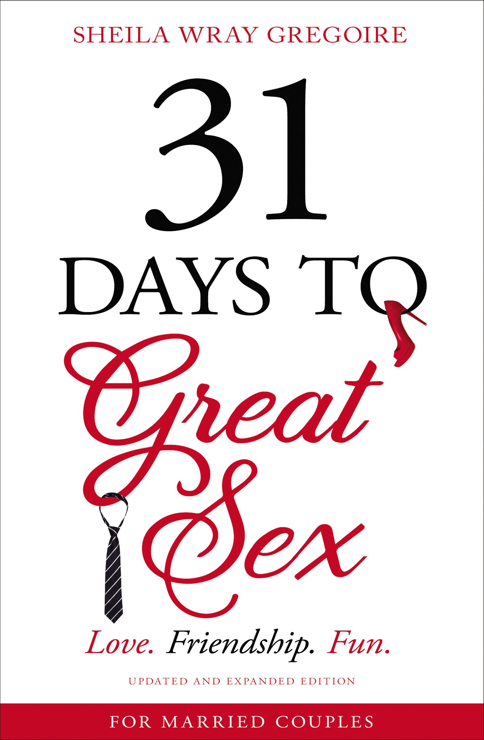 31 Days to Great Sex