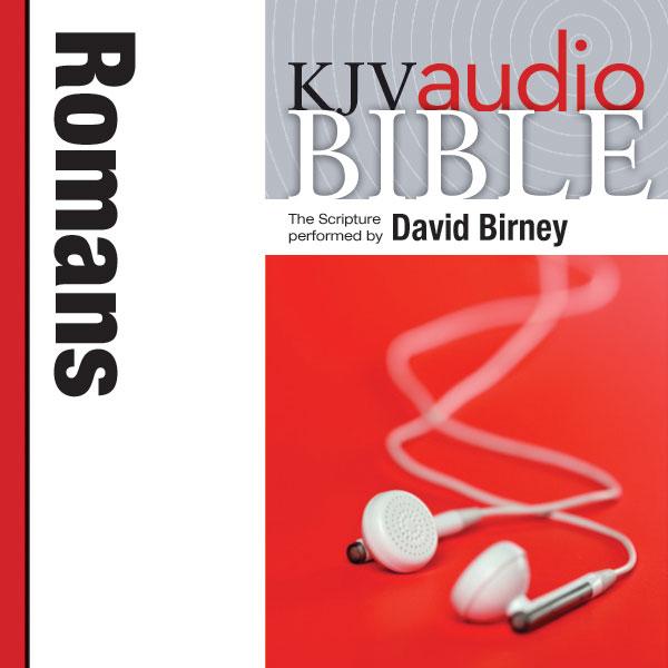 KJV, Audio Bible: The Book of Romans, Audio Download