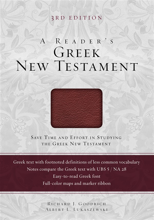 A Reader's Greek New Testament