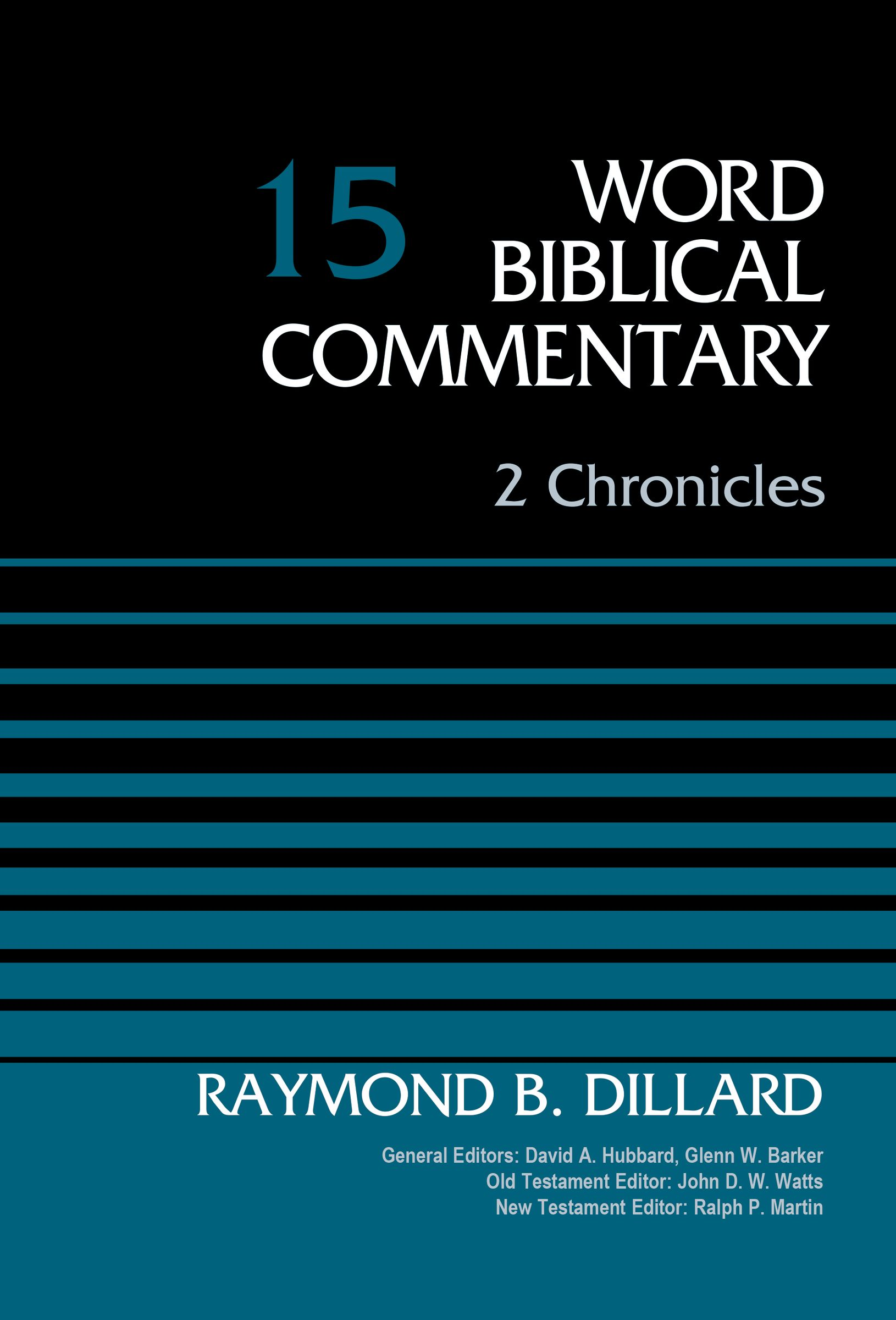 2 Chronicles, Volume 15