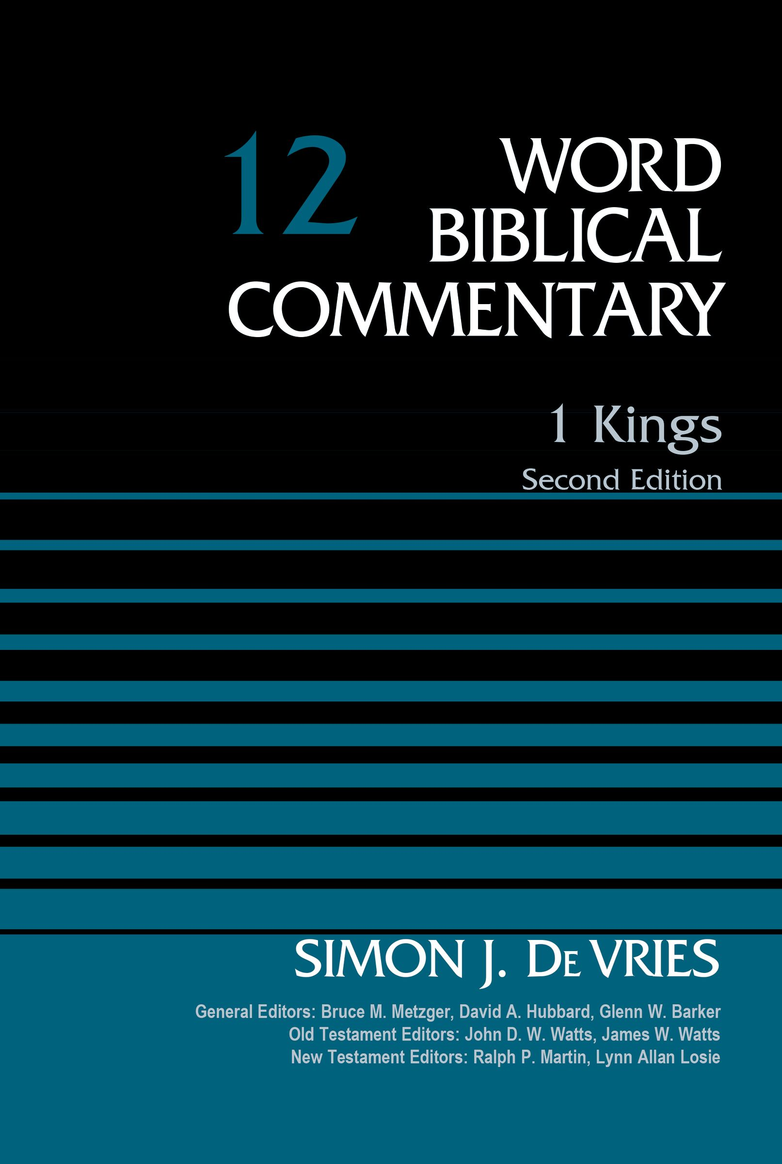 1 Kings, Volume 12