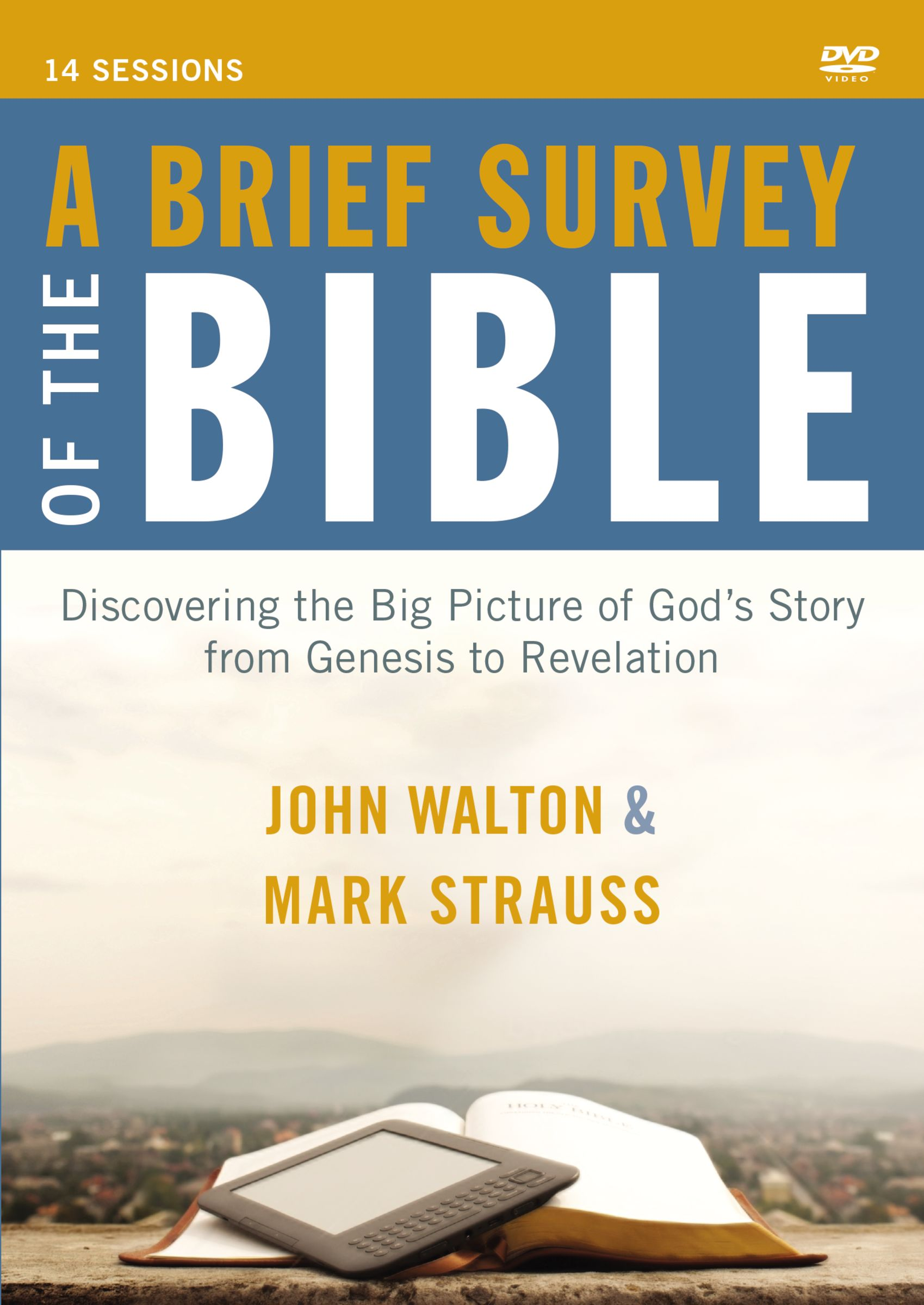 A Brief Survey of the Bible Video Study