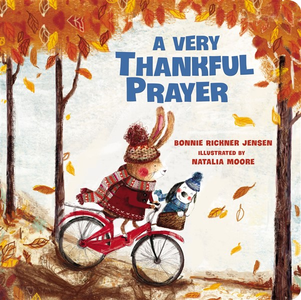 A Very Thankful Prayer