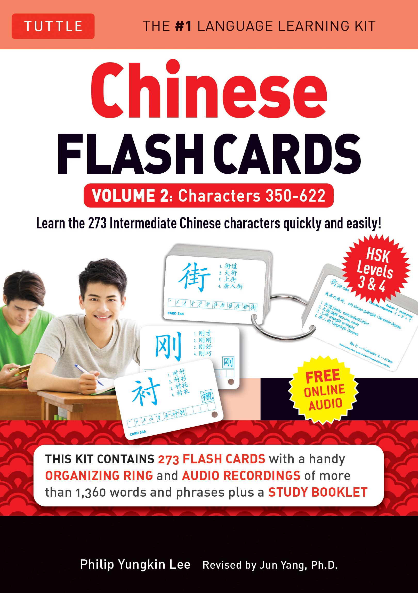 Chinese Flash Cards Kit Volume 2