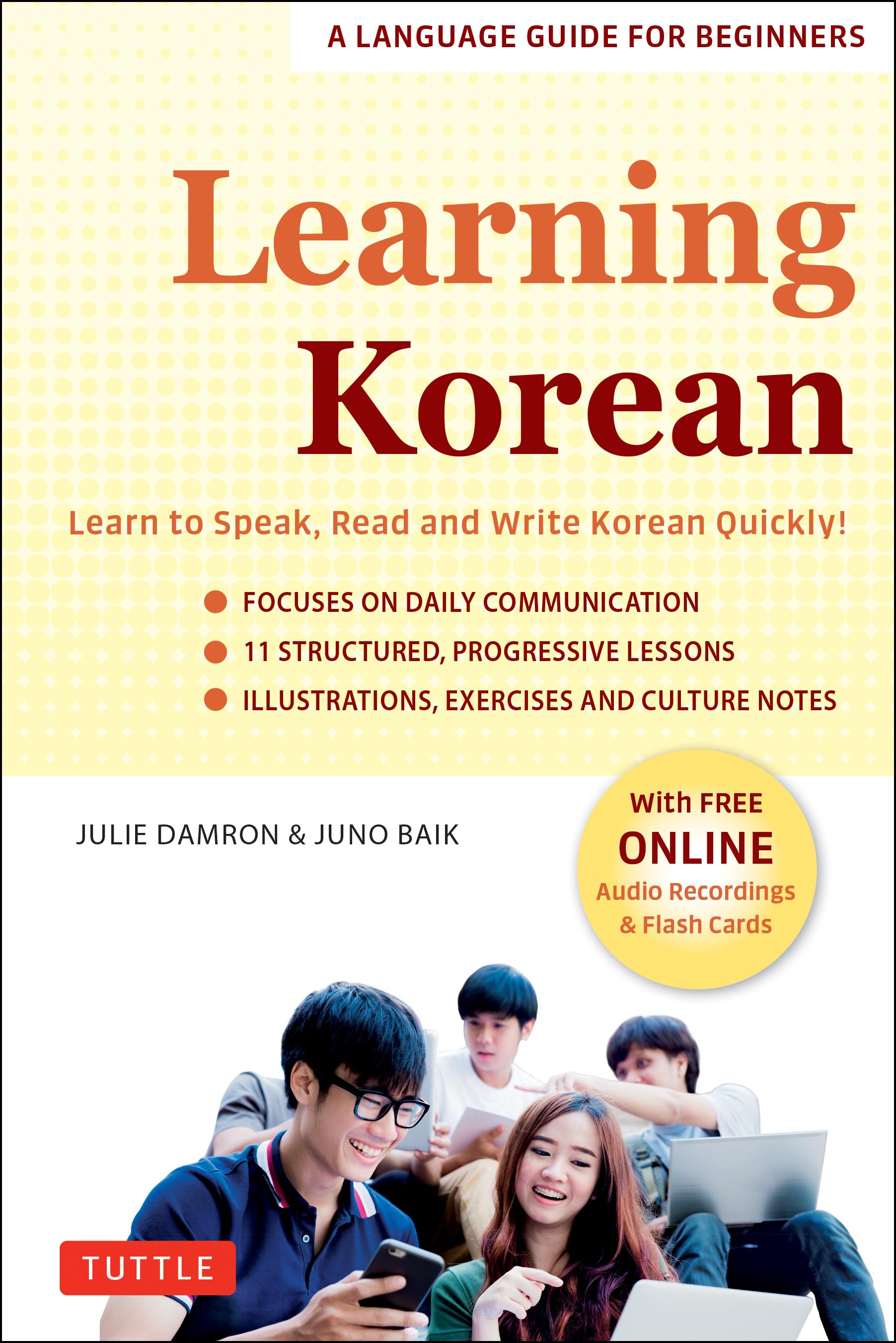 Beginning Korean