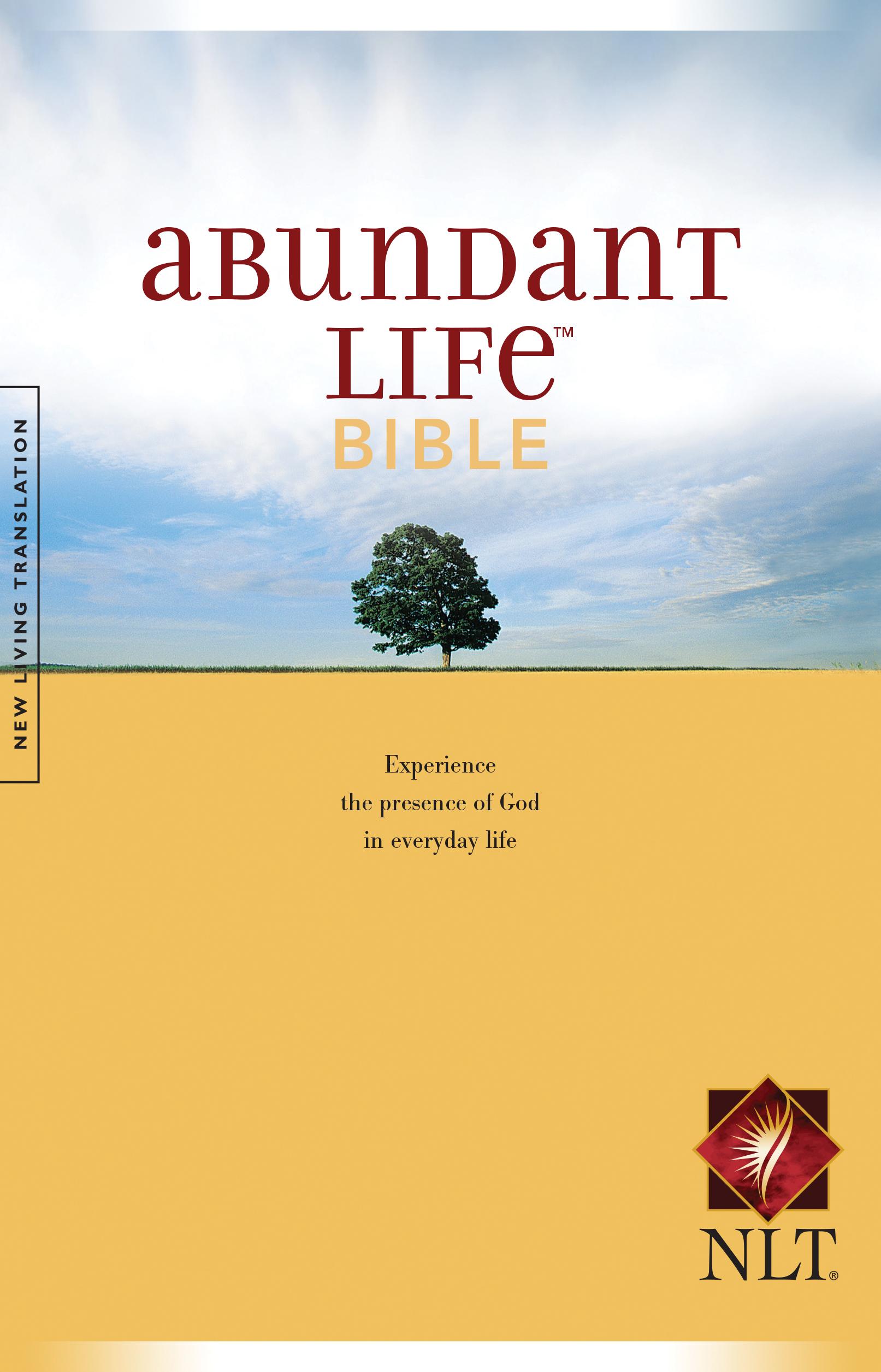 Abundant Life Bible NLT (Softcover)