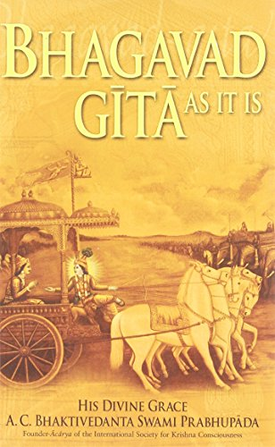 BHAGAVAD GITA AS IT IS: Complete Edition Revised and Enlarged.