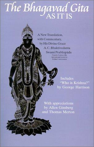 The Bhagavad Gita as It Is