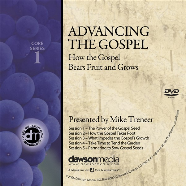Advancing the Gospel DVD and Study Guide Set