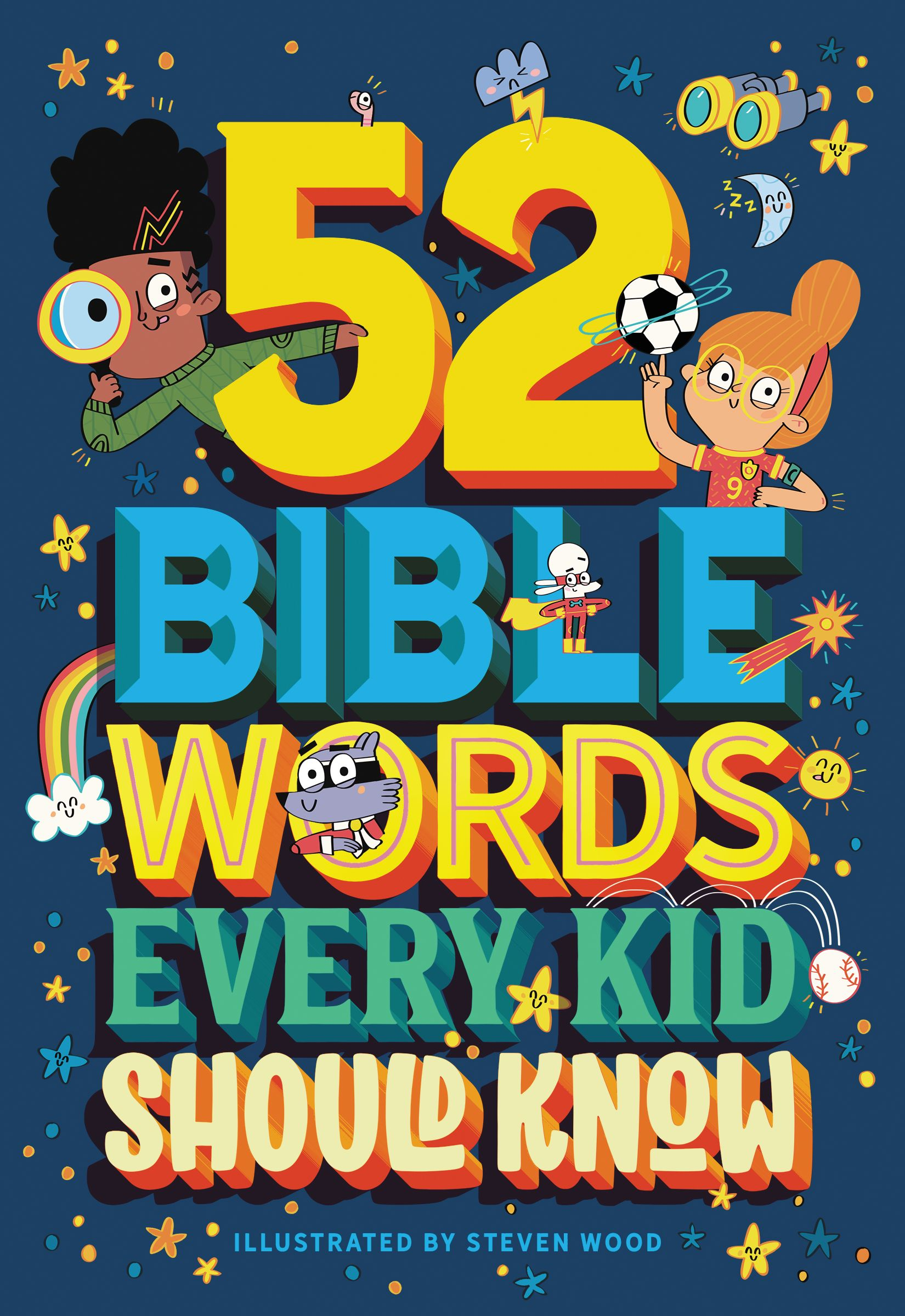 52 Bible Words Every Kid Should Know