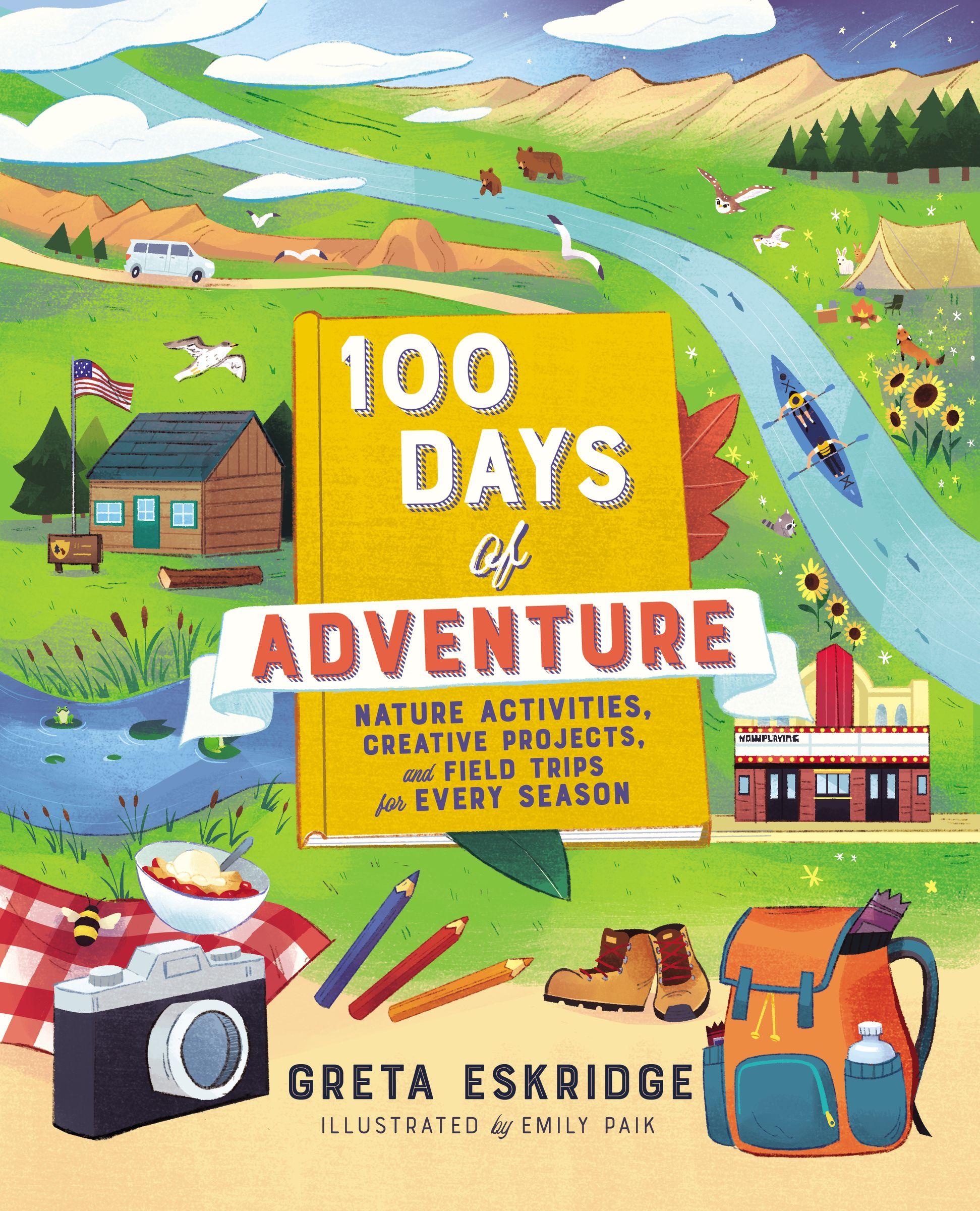100 Days of Adventure