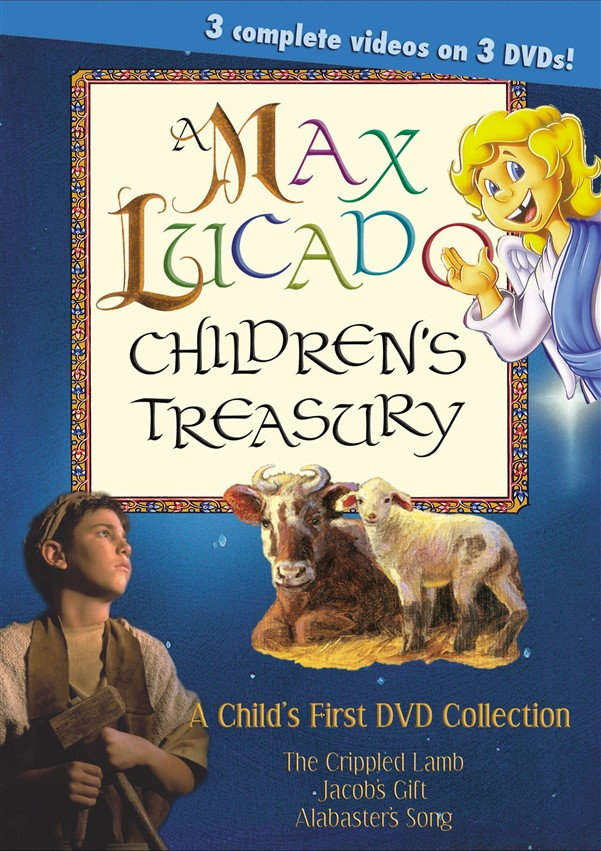 A Max Lucado Children's Treasury