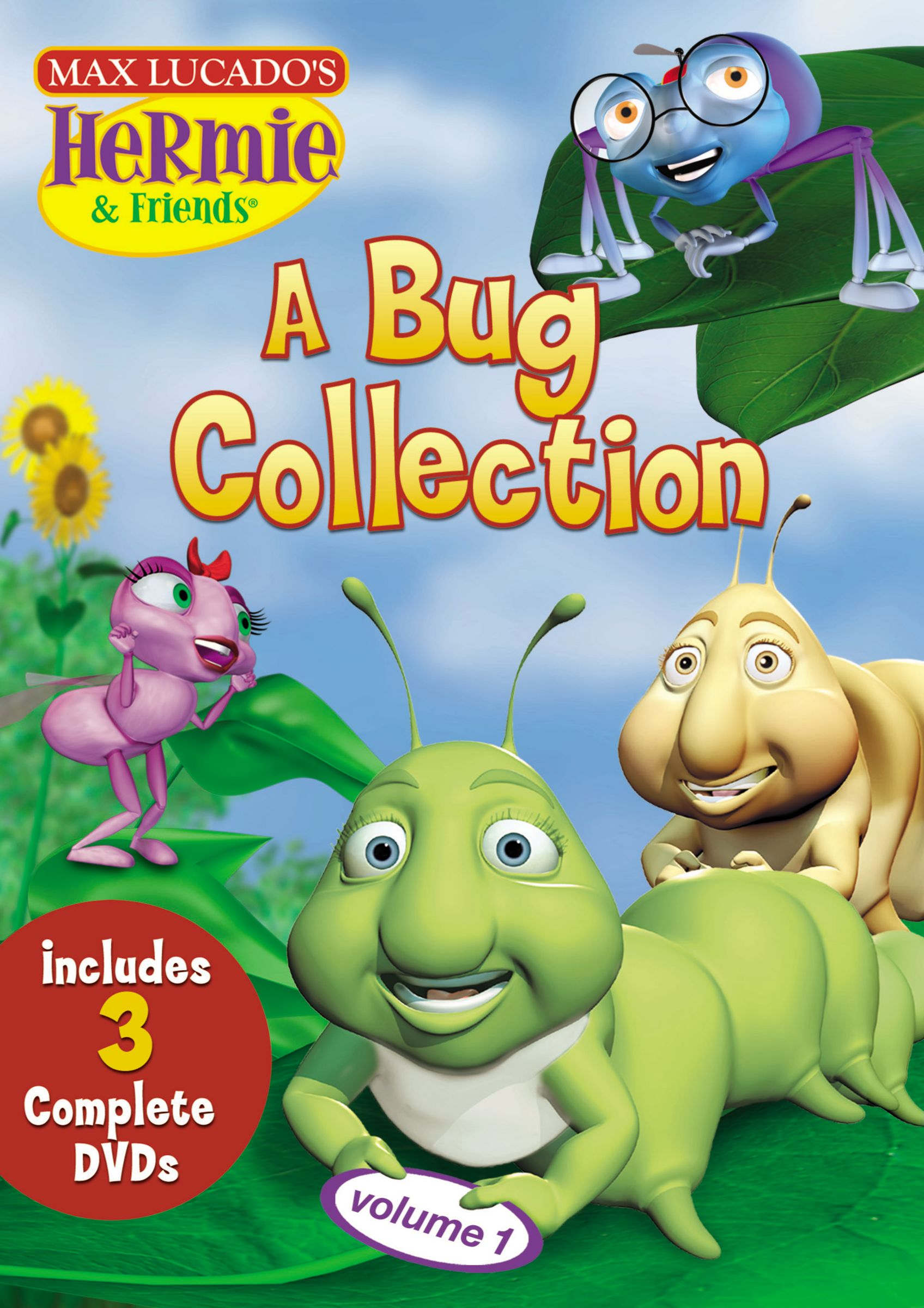 A Bug Collection DVD Box Set
