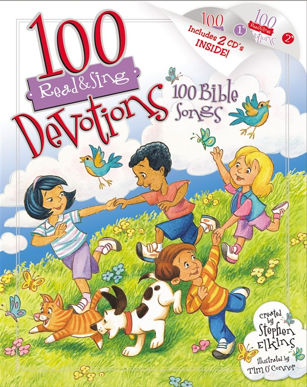 100 Devotions, 100 Bible Songs