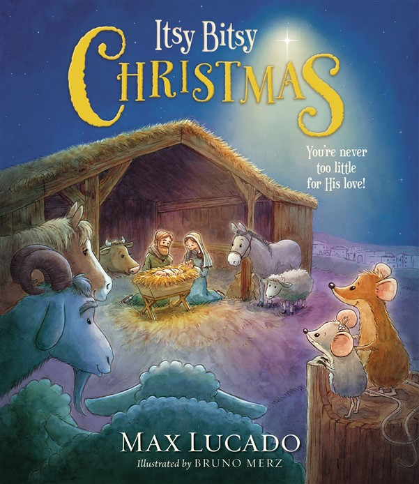 Itsy Bitsy Christmas (International Edition)