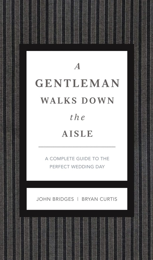 A Gentleman Walks Down the Aisle