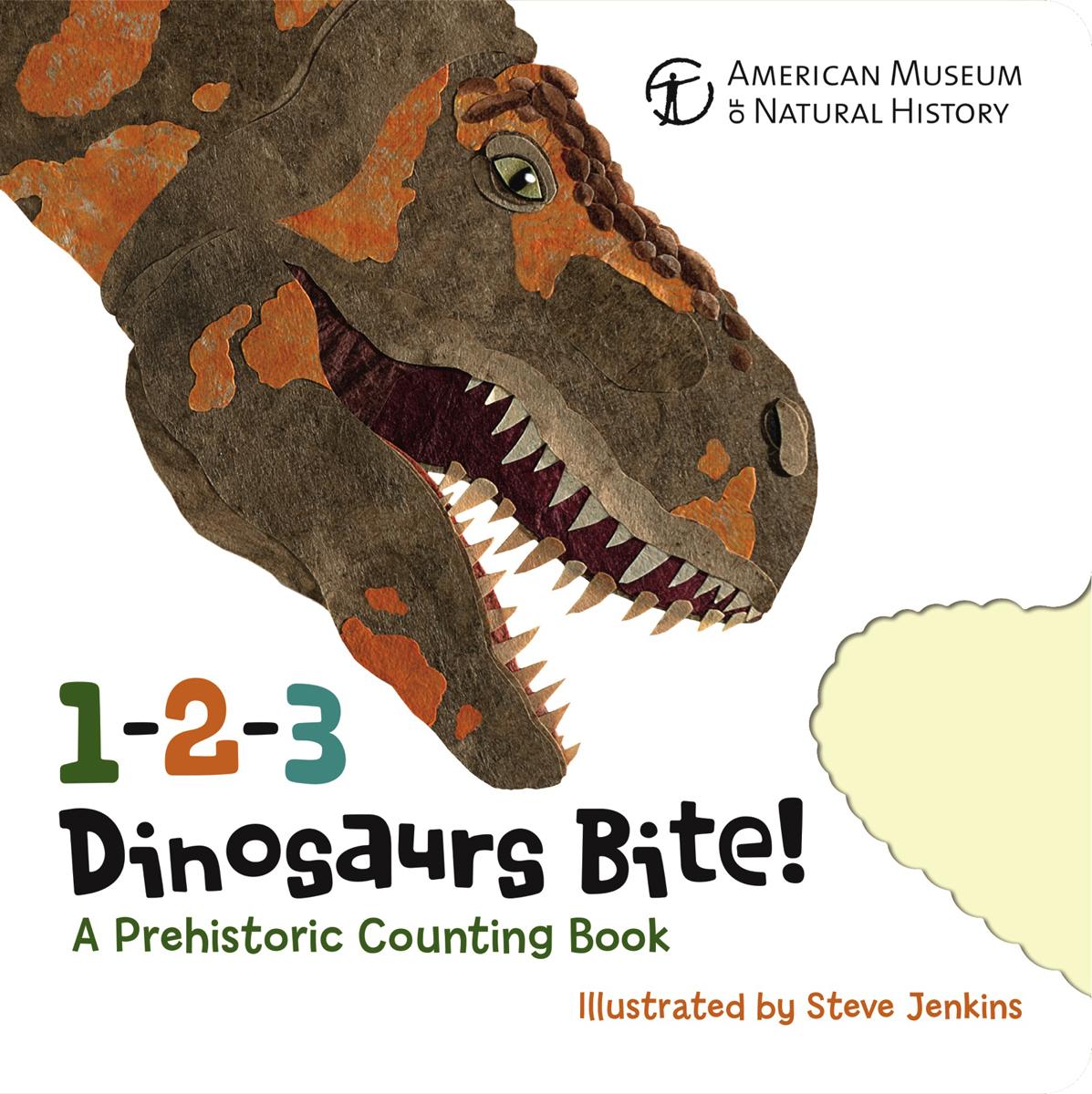 1-2-3 Dinosaurs Bite
