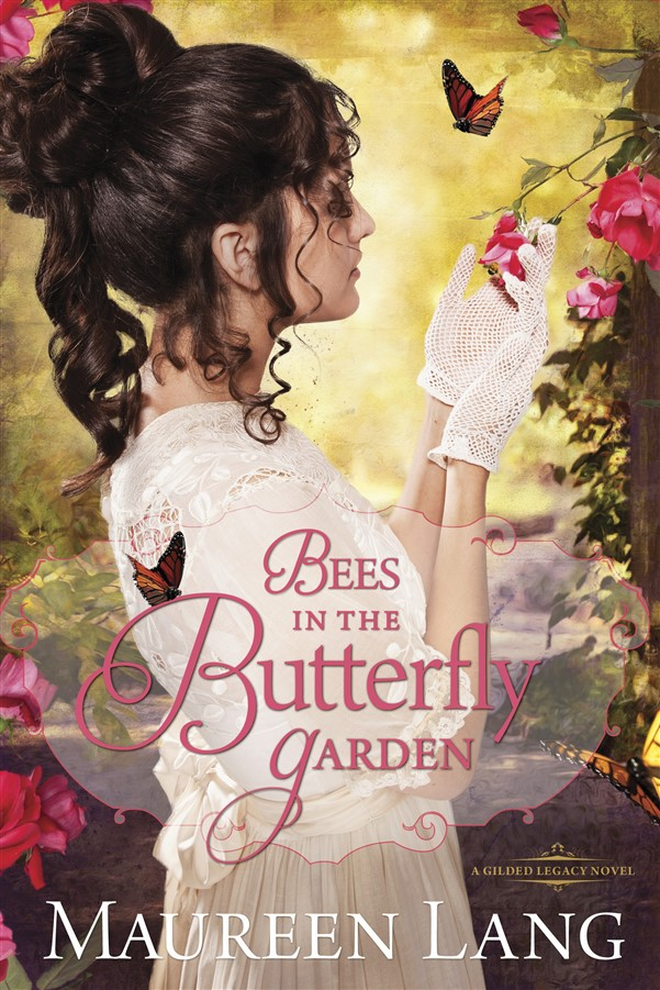 Bees in the Butterfly Garden
