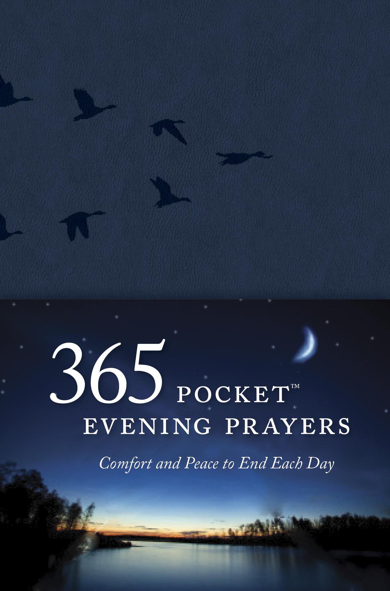 365 Pocket Evening Prayers