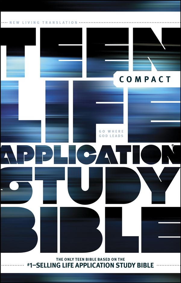 NLT Teen Life Application Study Bible, Compact Edition (Softcover)