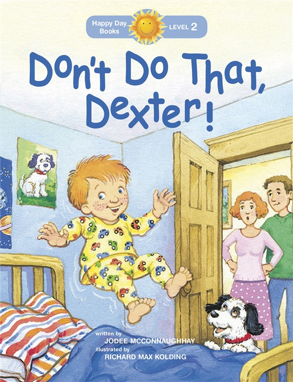 Don't Do That, Dexter!