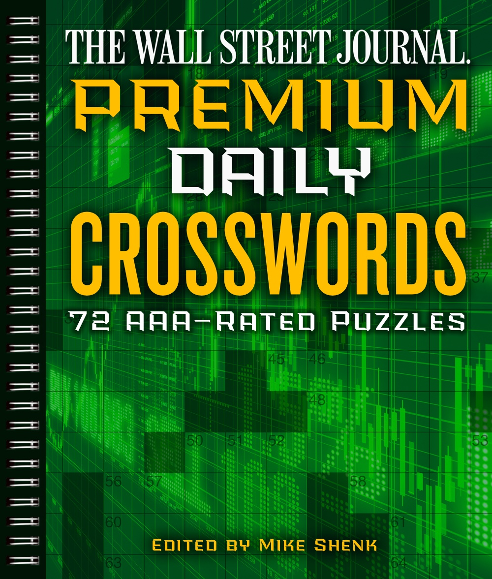 8ab142901fc The Wall Street Journal Premium Daily Crosswords