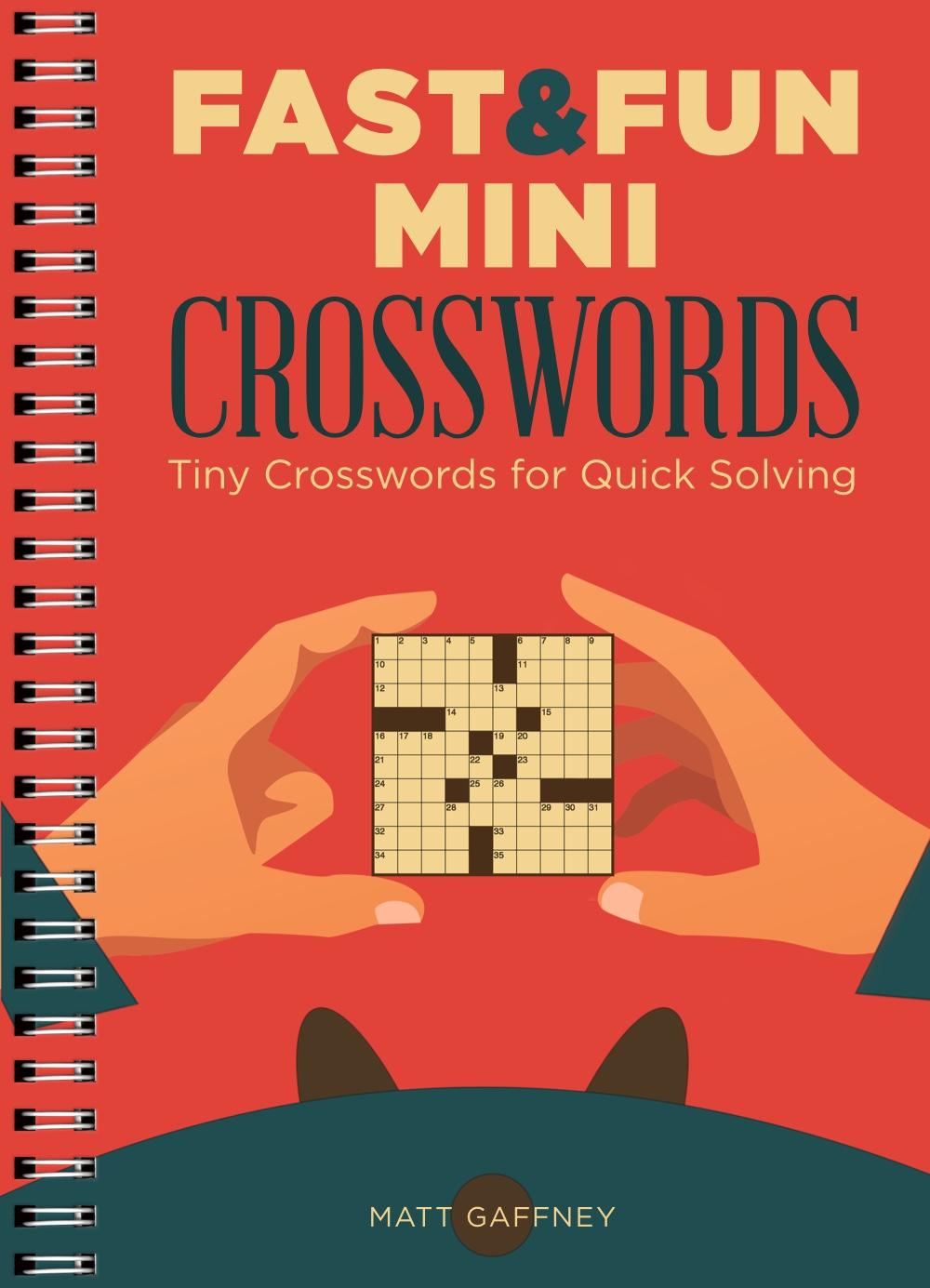 Sterling nataraj books fast fun mini crosswords malvernweather Gallery