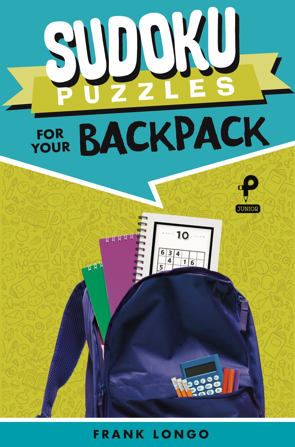 7860211100 Sudoku Puzzles for Your Backpack
