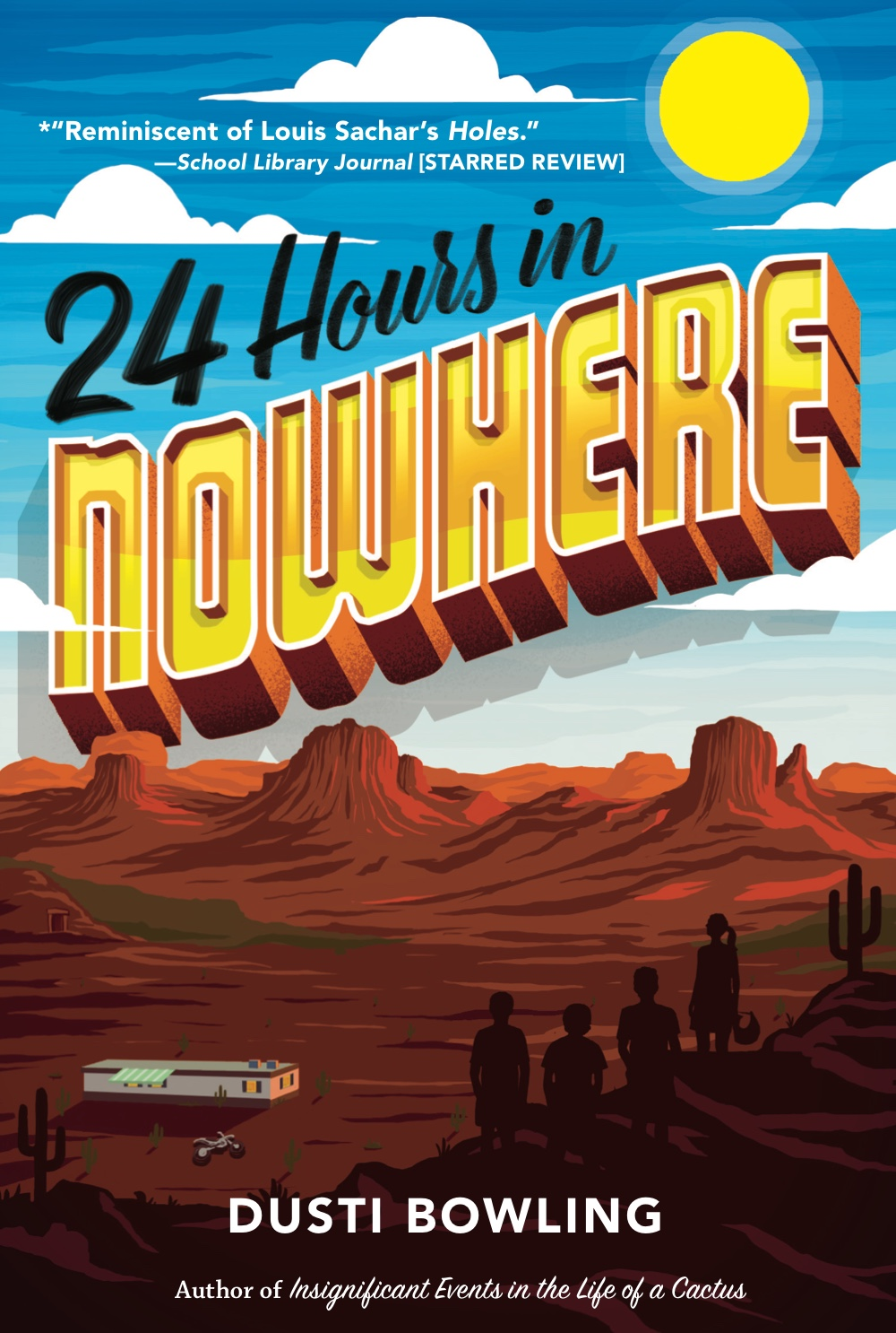 24 Hours in Nowhere