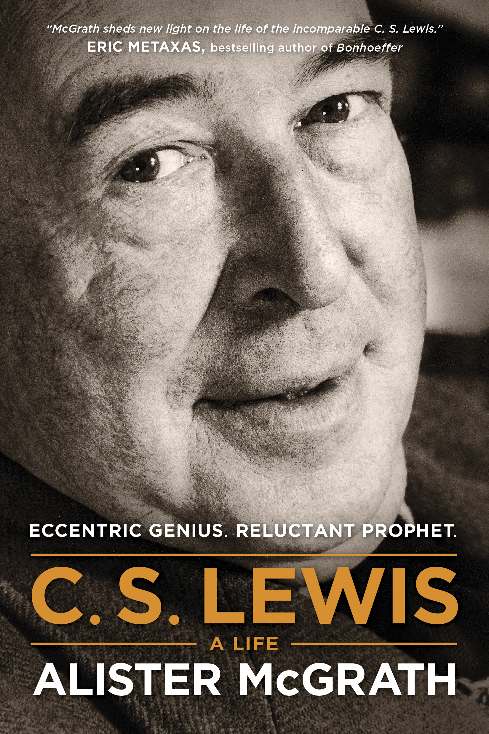 C. S. Lewis -- A Life