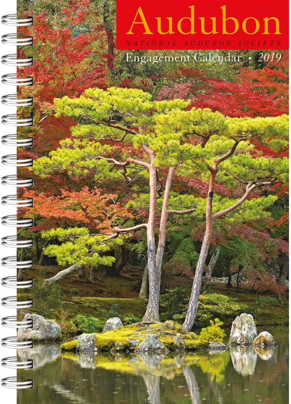 Audubon Engagement Calendar 2019
