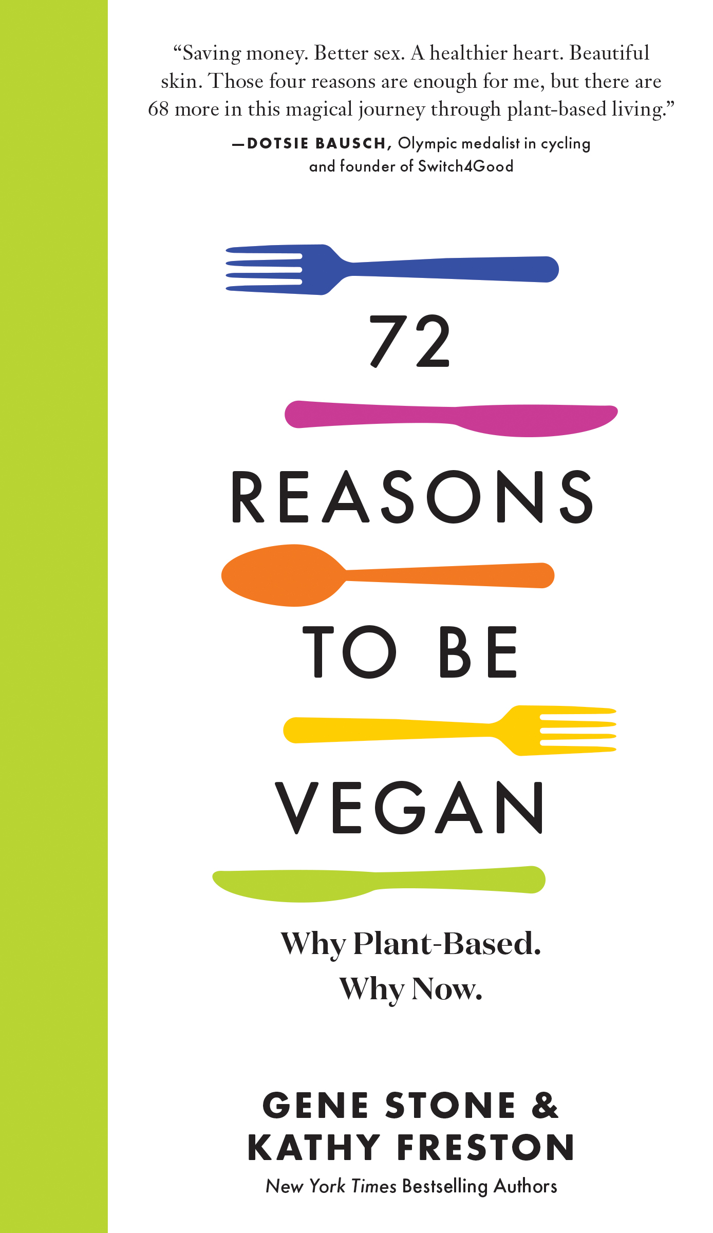 72 Reasons to Go Vegan