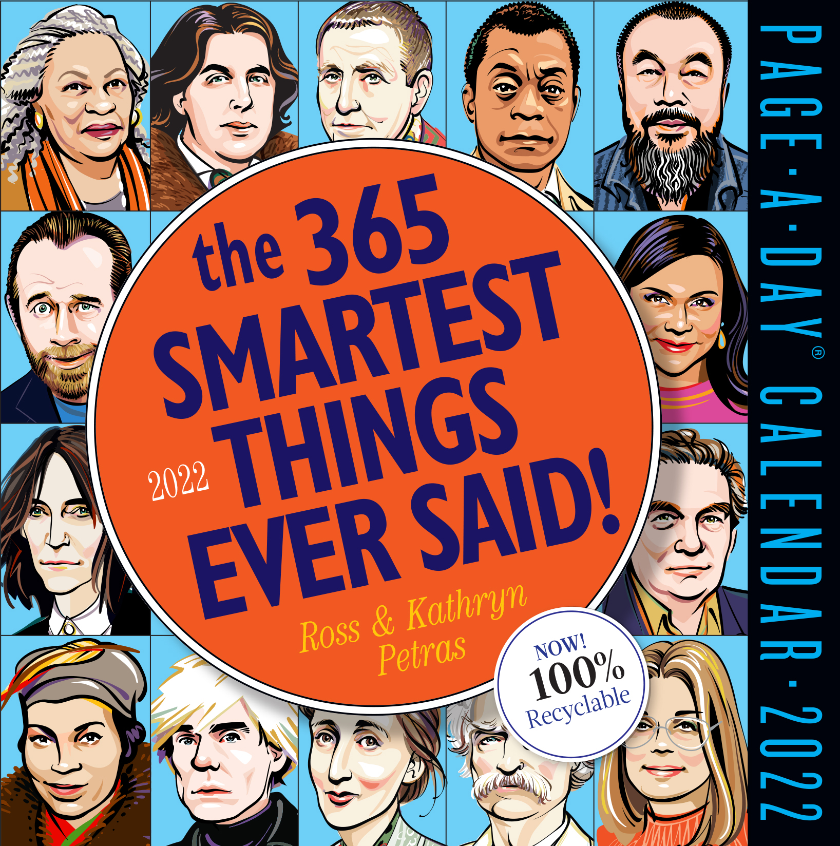 365 Smartest Things Ever Said! Page-A-Day Calendar 2022