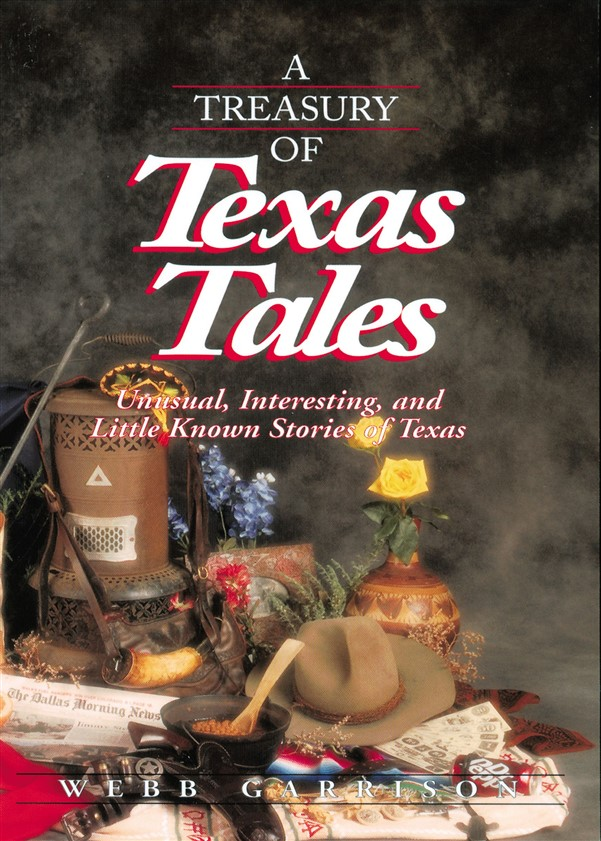A Treasury of Texas Tales