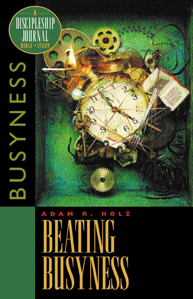 Beating Busyness