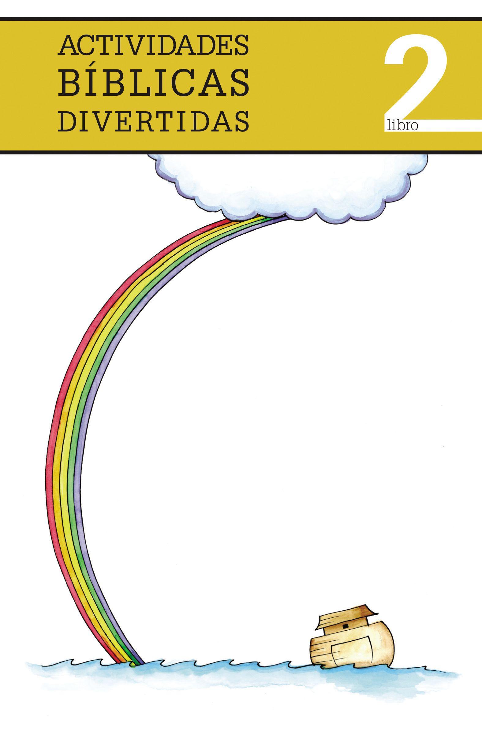 Actividades bíblicas divertidas, libro II