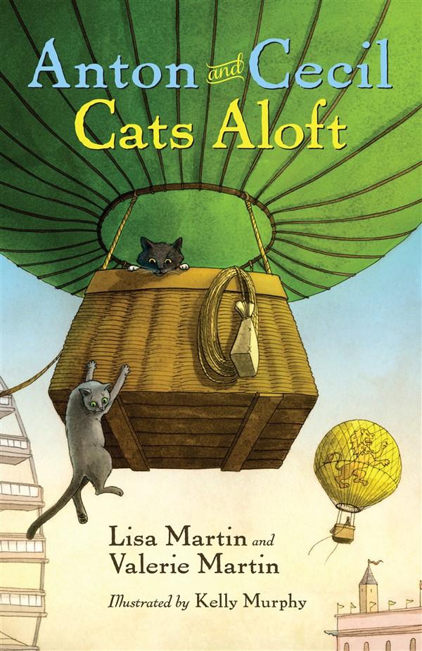 Anton and Cecil, Book 3