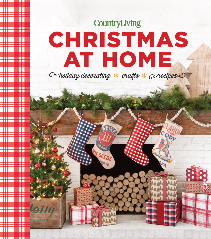 Country Living Christmas At Home