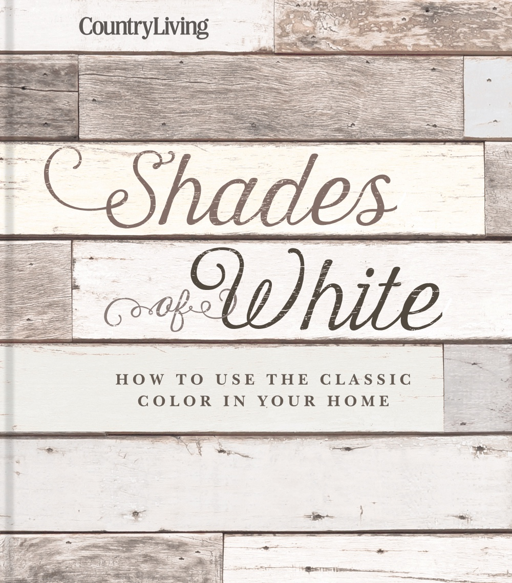 Country Living Shades Of White