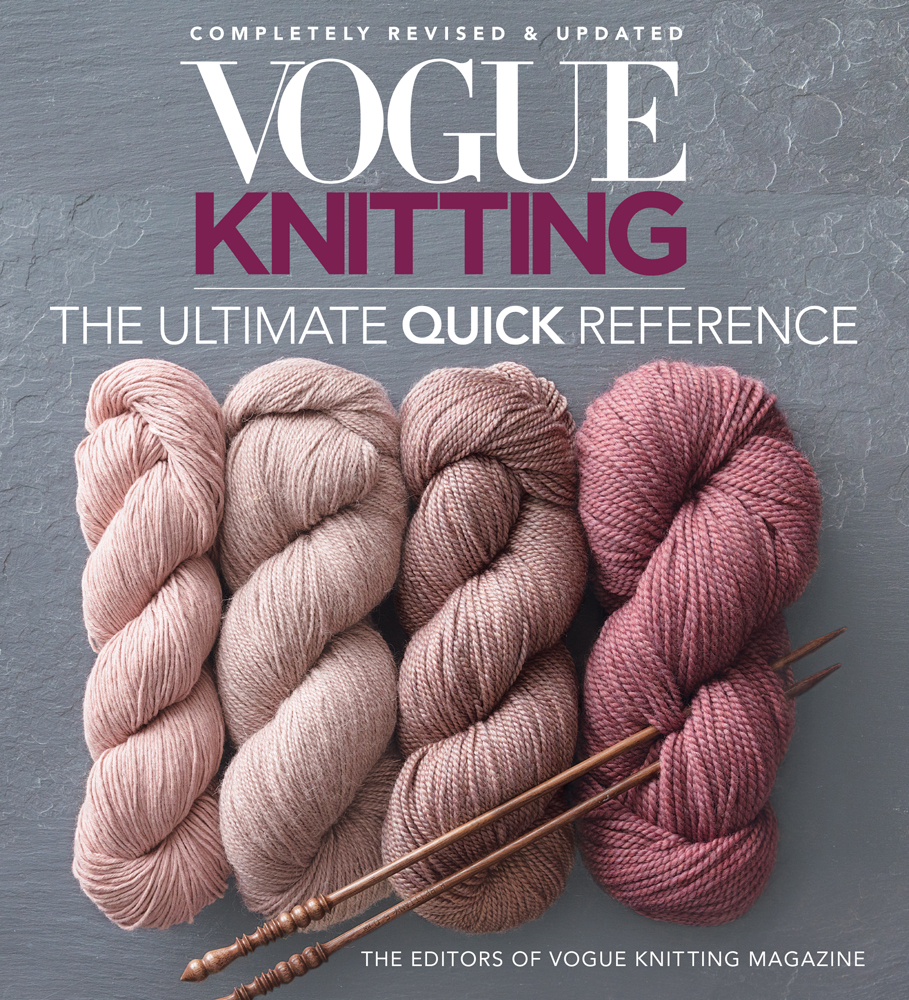 960f73e6d87 Vogue® Knitting The Ultimate Quick Reference