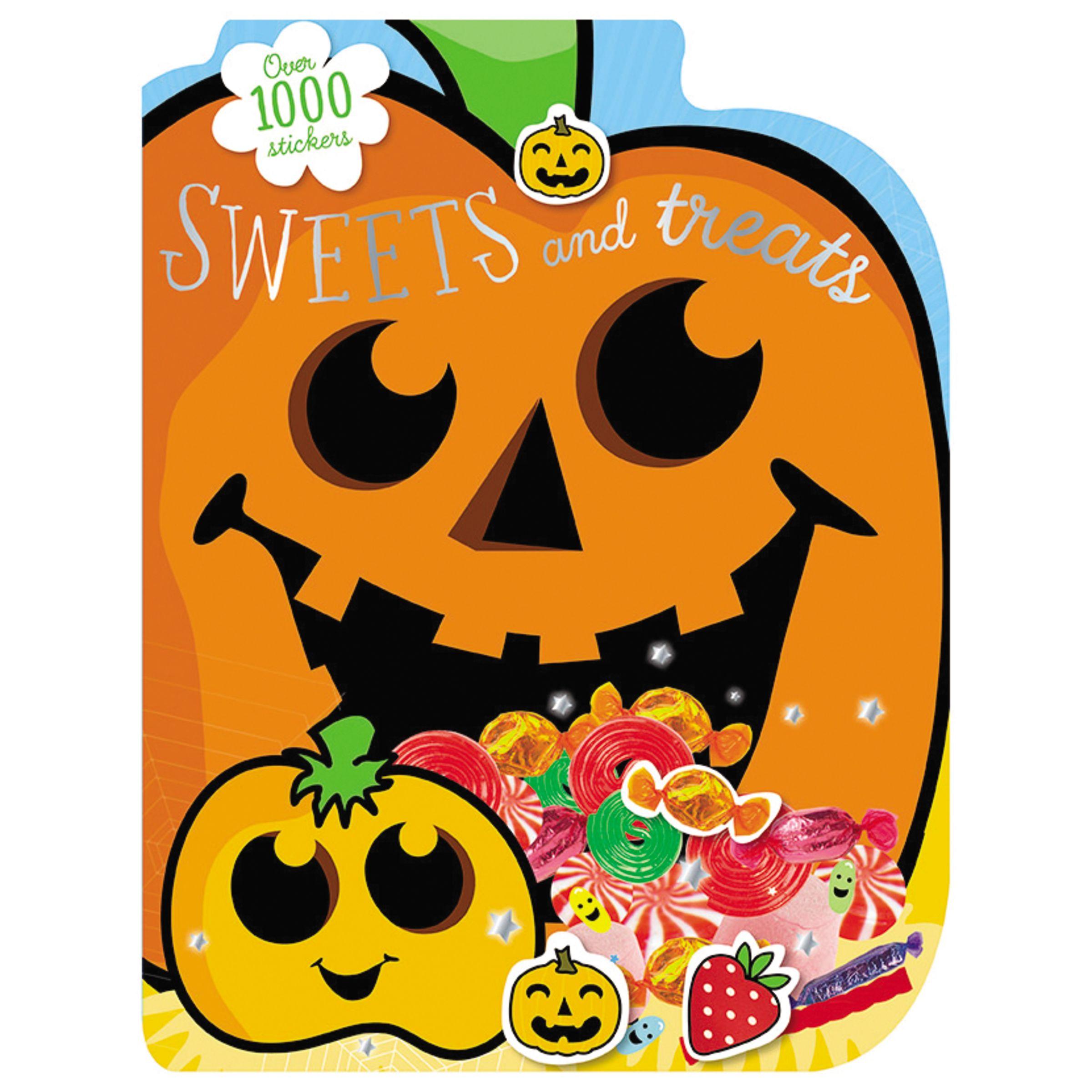 1000 Stickers Sweet Treats