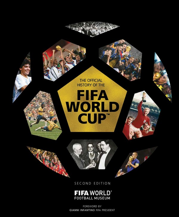 ca68ade33648b The Official History of the FIFA World Cup™