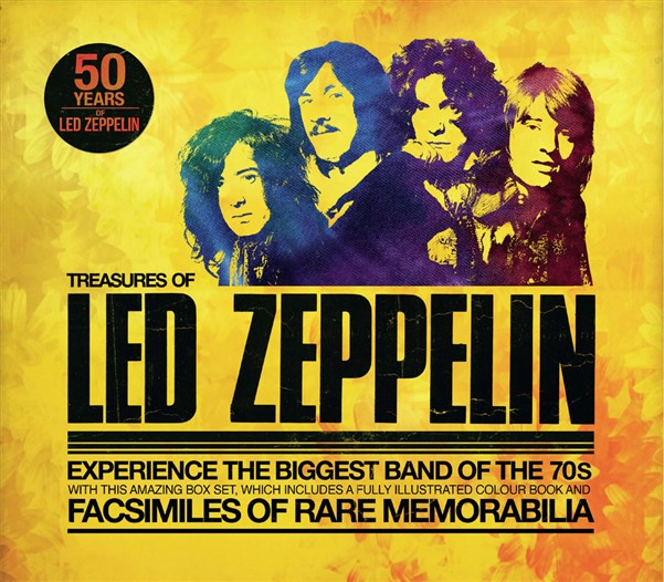 eff4d62a9052ba Treasures of Led Zeppelin