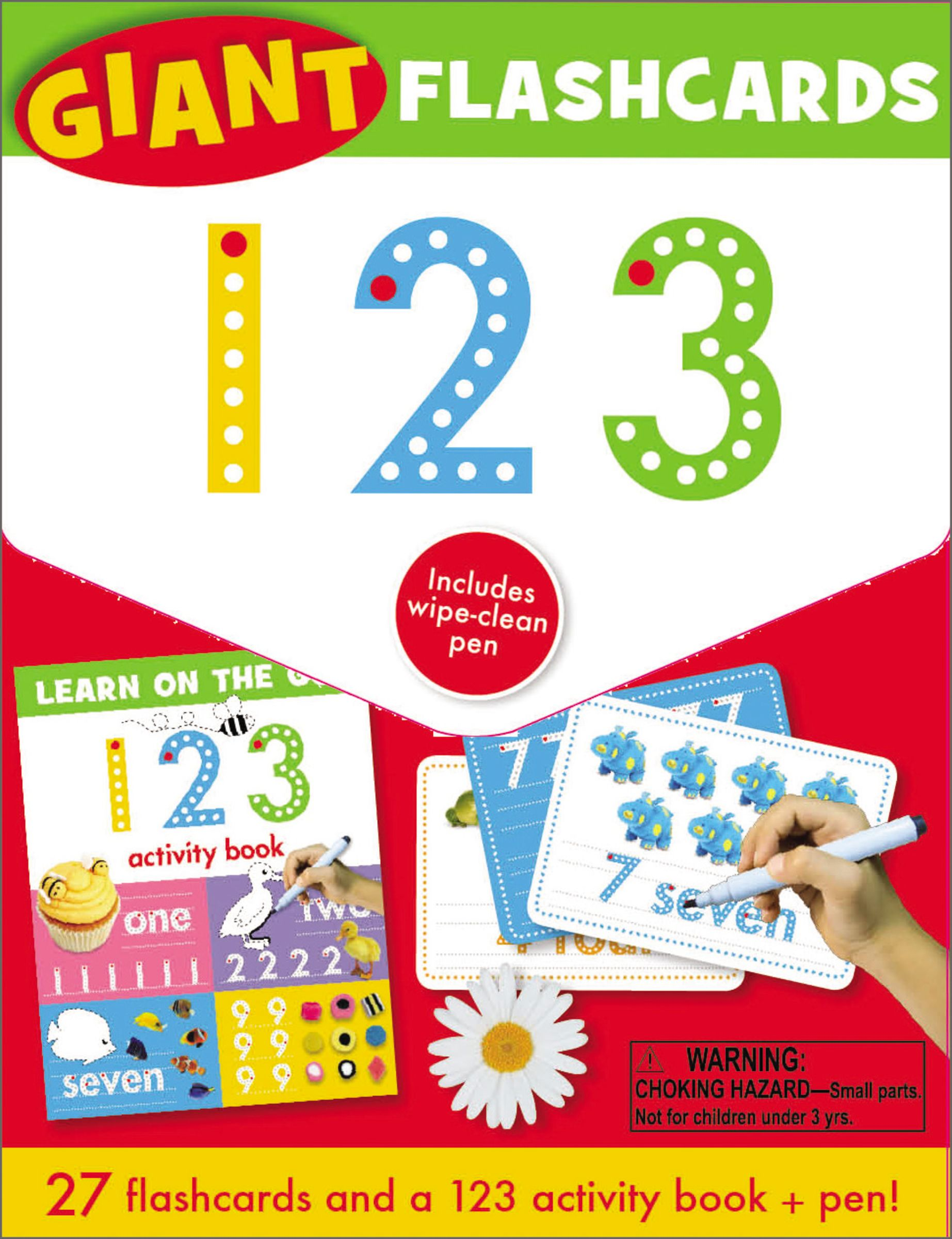 1 2 3 Activity Pack