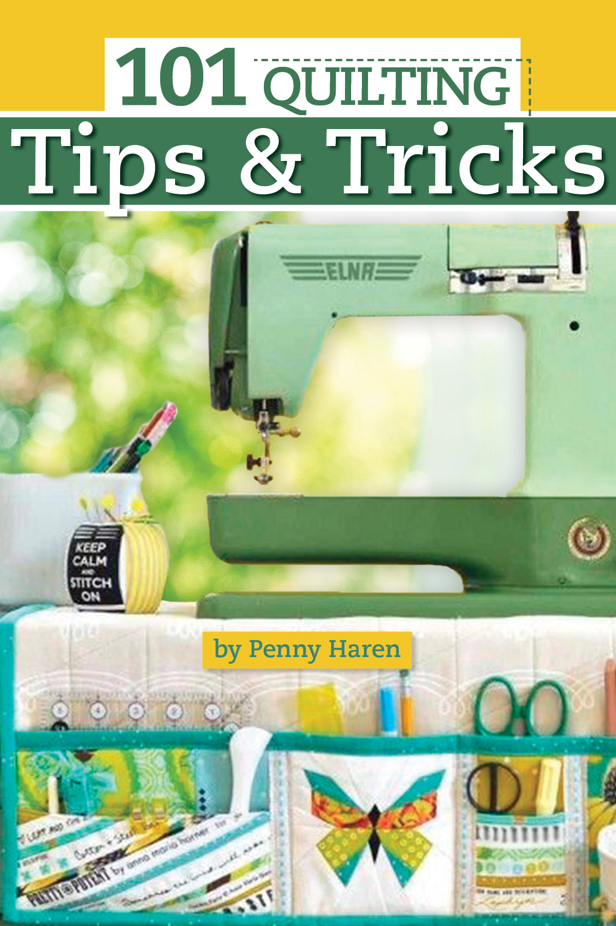 101 Quilting Tips & Tricks Pocket Guide