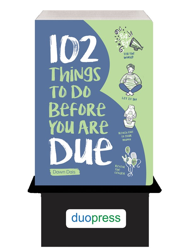 102 Things to Do Before You Are Due 6-copy PPK