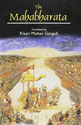 MAHABHARATA OF KRISHNA-DWAIPAYANA VYASA, 12 Vols., Translated into English Prose from the Original Sanskrit Text.